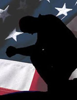 Prayer For The USA ~ by Sheila Zilinsky